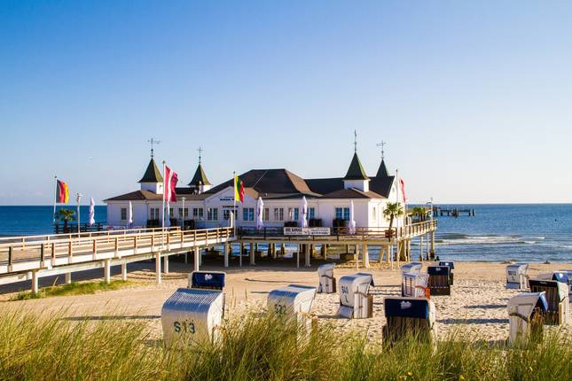 The island of Usedom