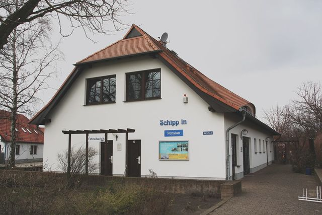 "Pension ""Schipp in"""