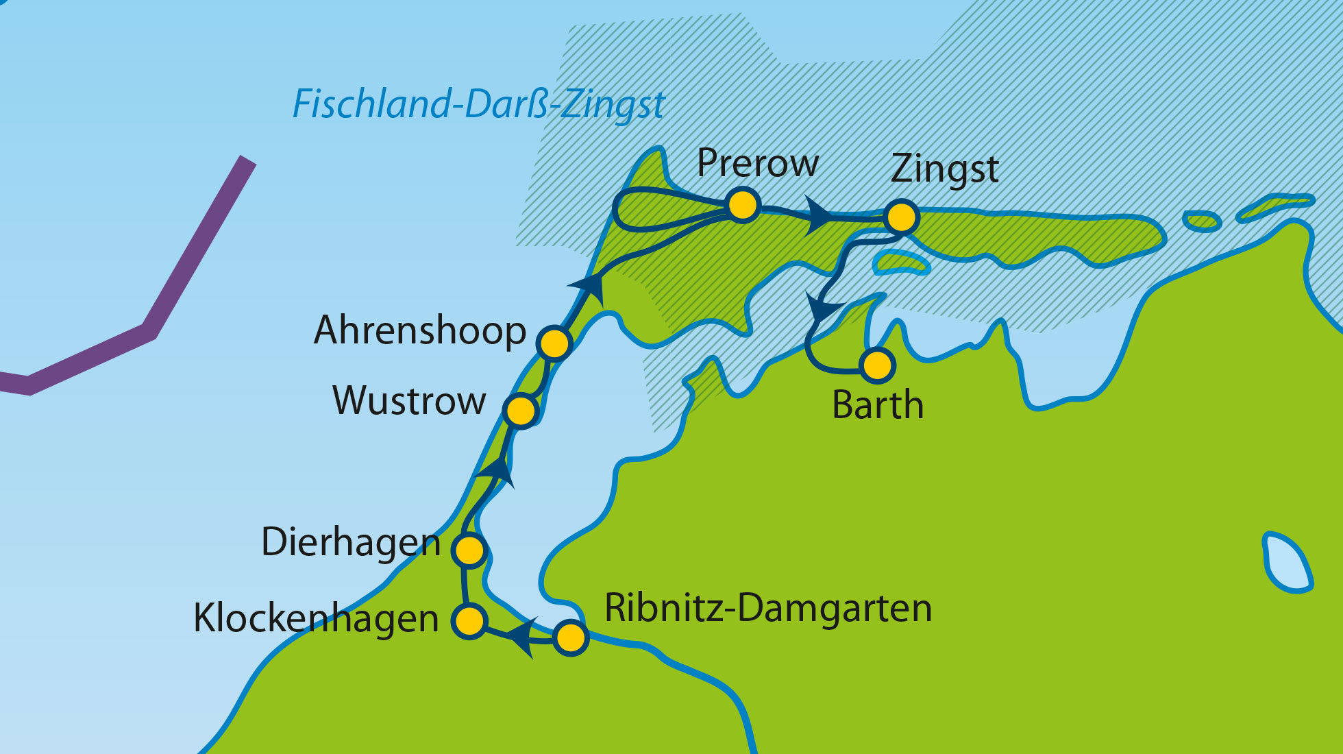 Wan 09 Wanderung Halbinsel Fischland Darss Zingst