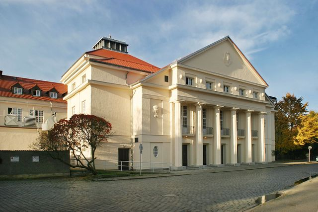 Theater in Vorpommern