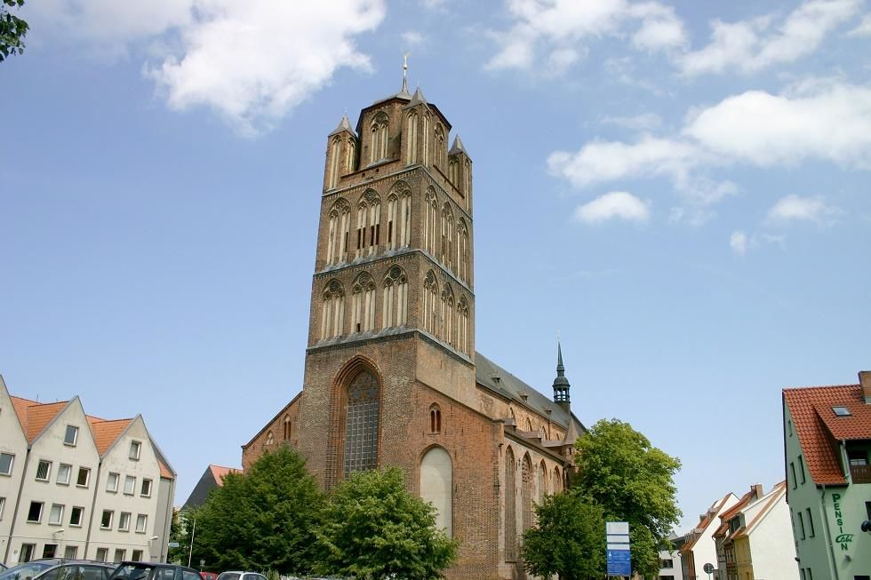 Kulturkirche St. Jakobi Stralsund